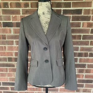 Ann Taylor career work blazer jacket